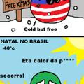 Só no Brazil mesmo kkk