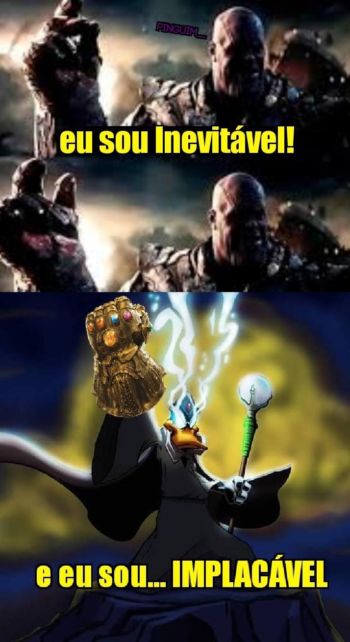 CONTEMPLEM O MAGOOOOO - meme