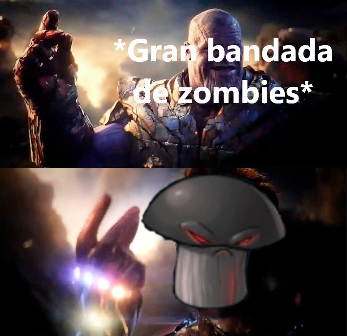 PVZ - meme