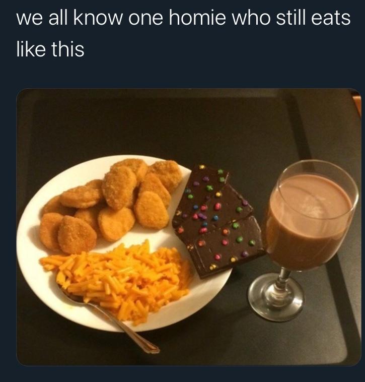 good ducking food - meme