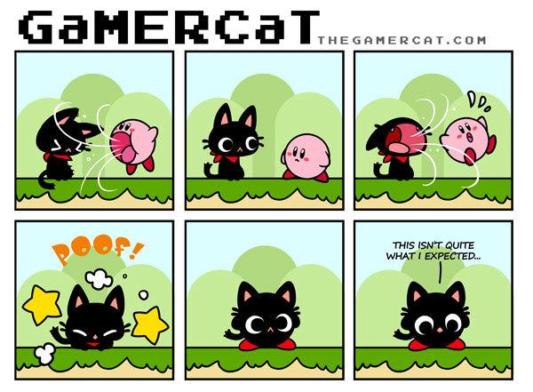 Gamercat - meme