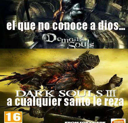 saga dark souls - meme