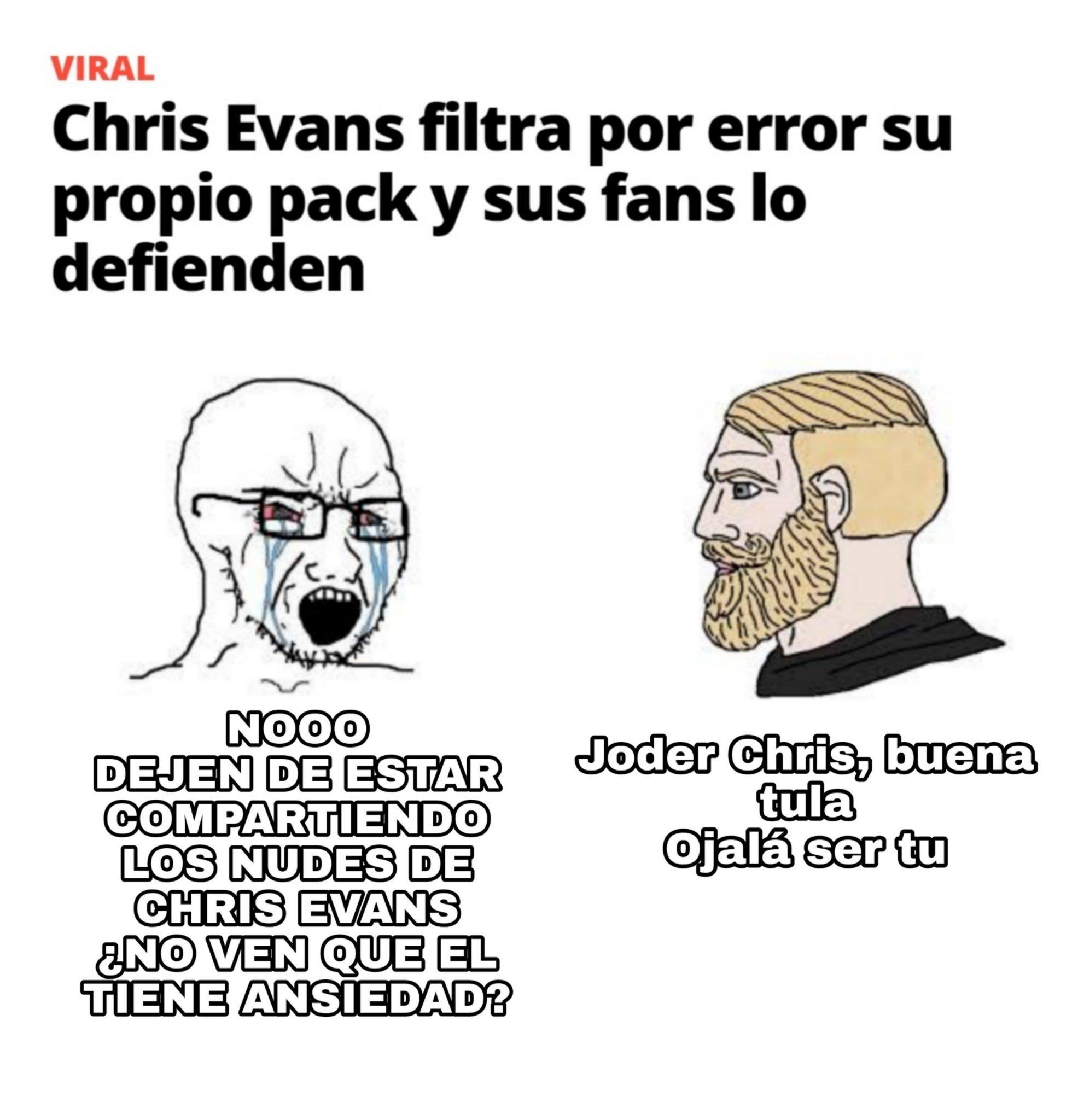 Altos lloracas - meme