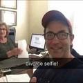 divorce selfie lol