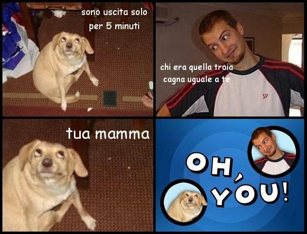 Oh youu - meme