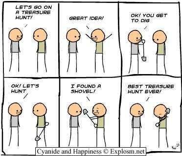 Optimism. - meme
