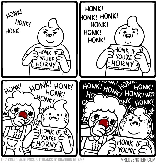 Coulrophobic Colin - meme