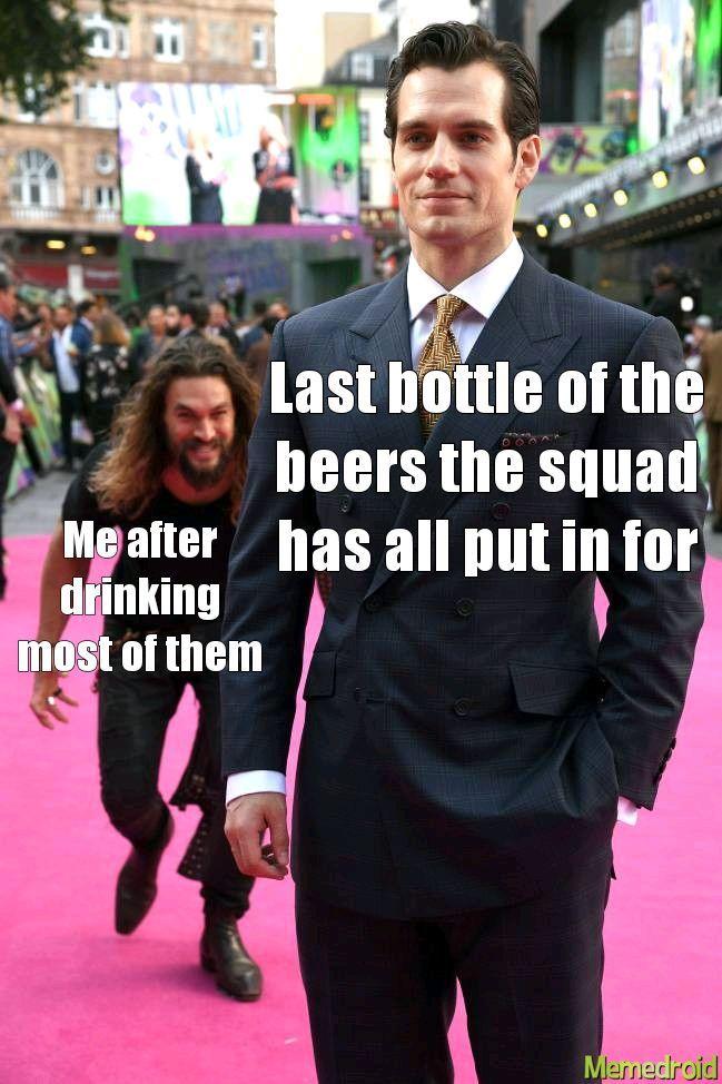 Im a terrible person - meme