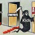 Próxima vítima dos kids.