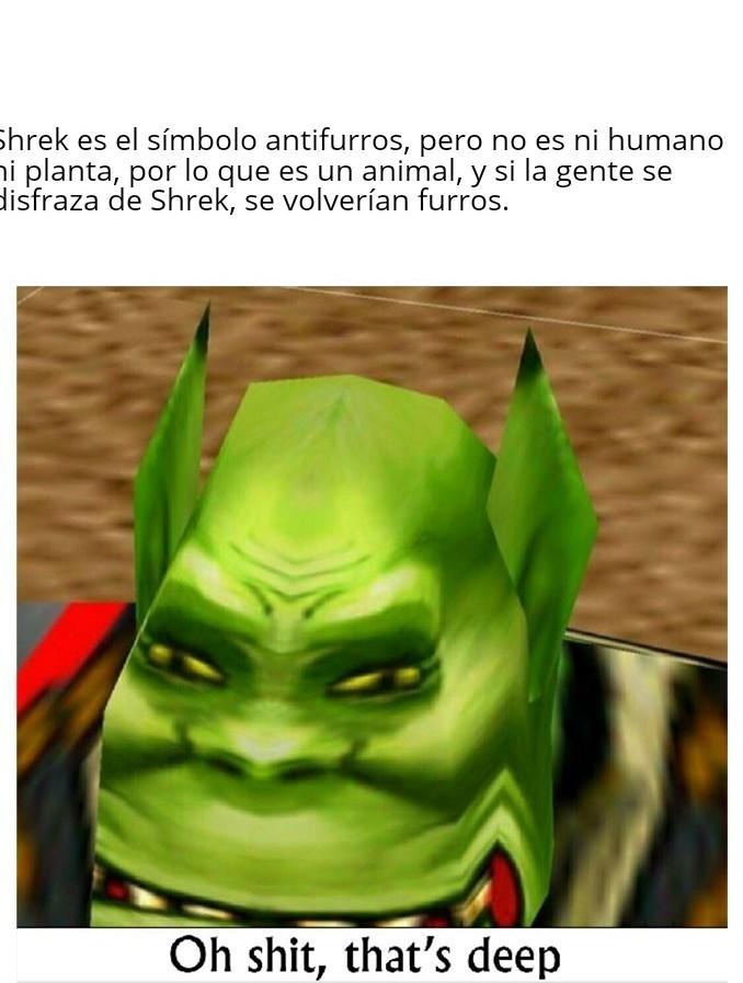 Óscar Serrano de Miguel - meme