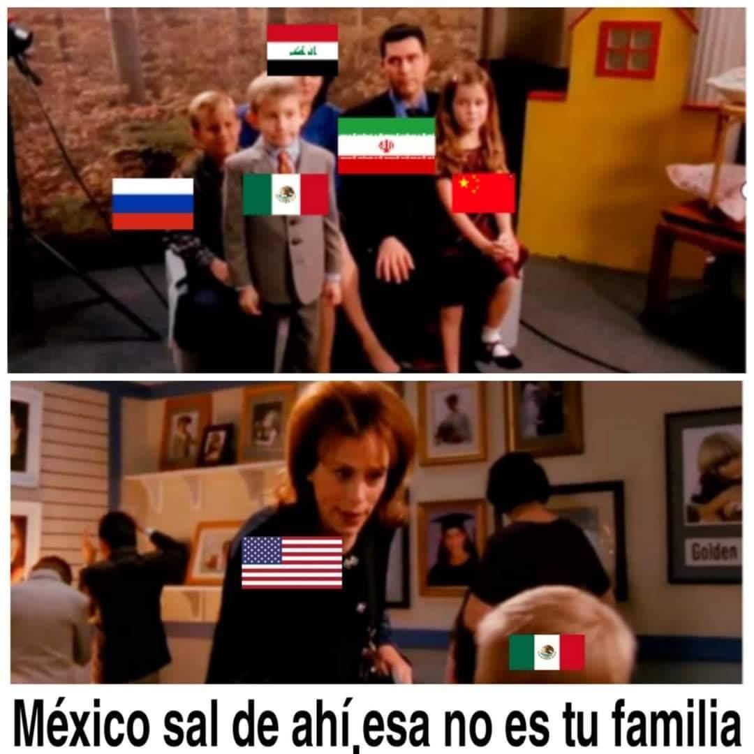 Ste México - meme