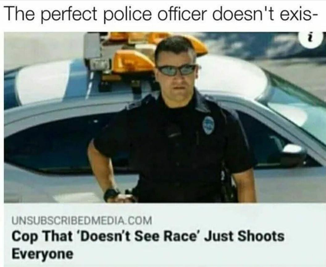 The best cop - meme