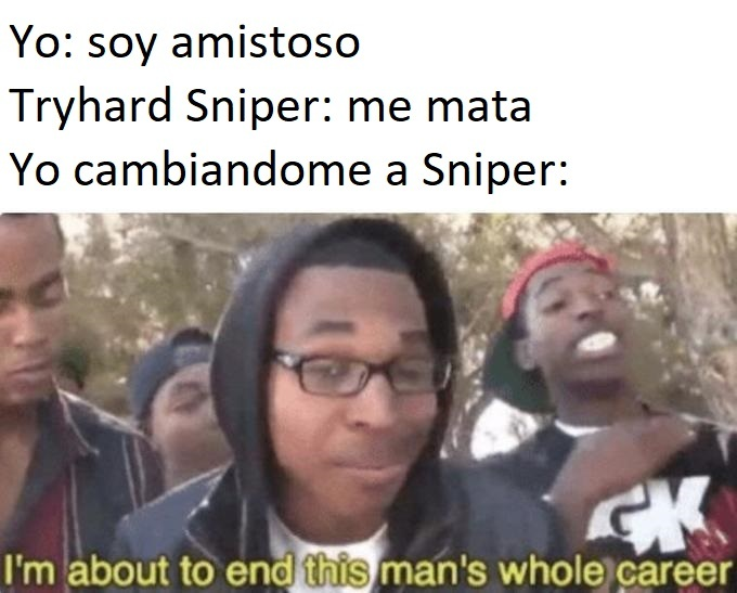 Pinshis Tryhards - meme