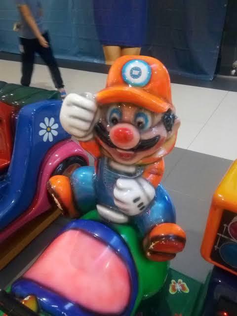 Mario Naranja - meme