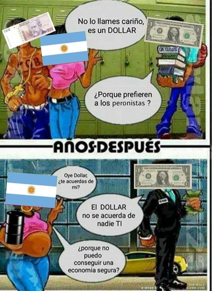 like si te pasó - meme