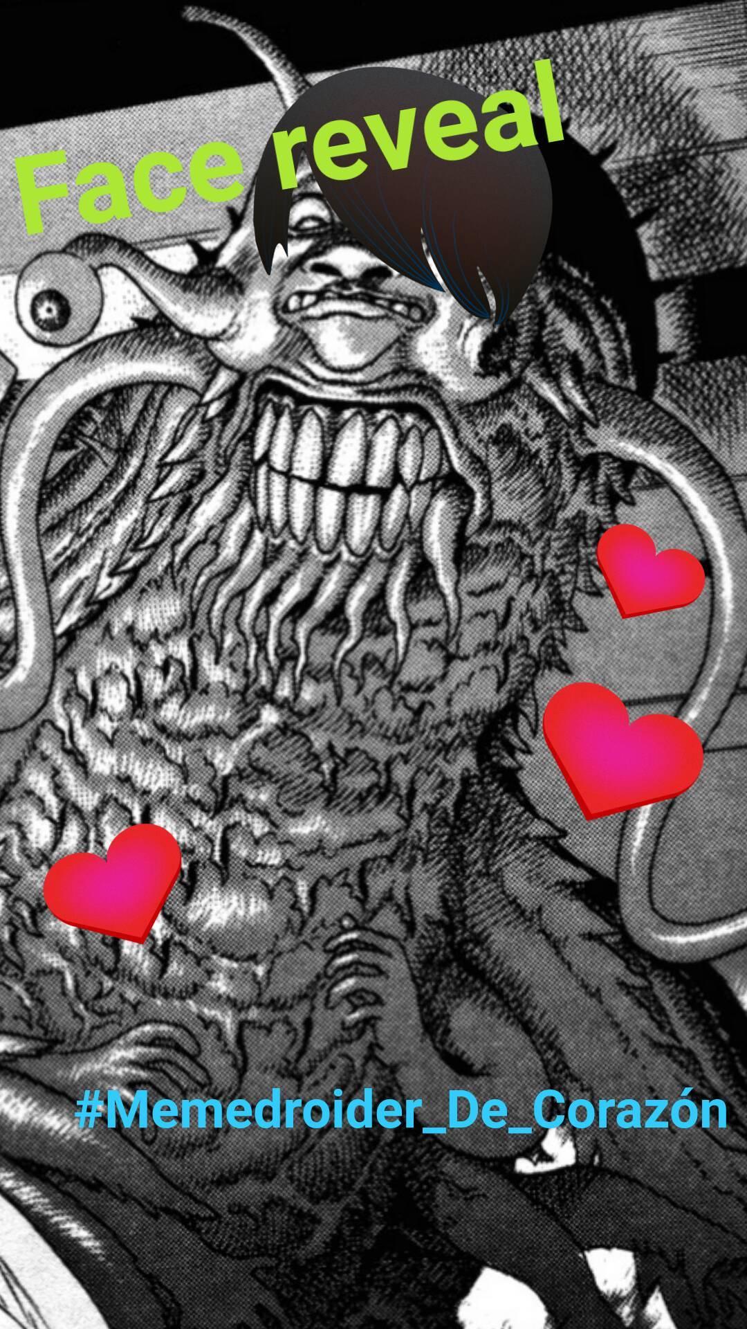 Memedroider de corazón