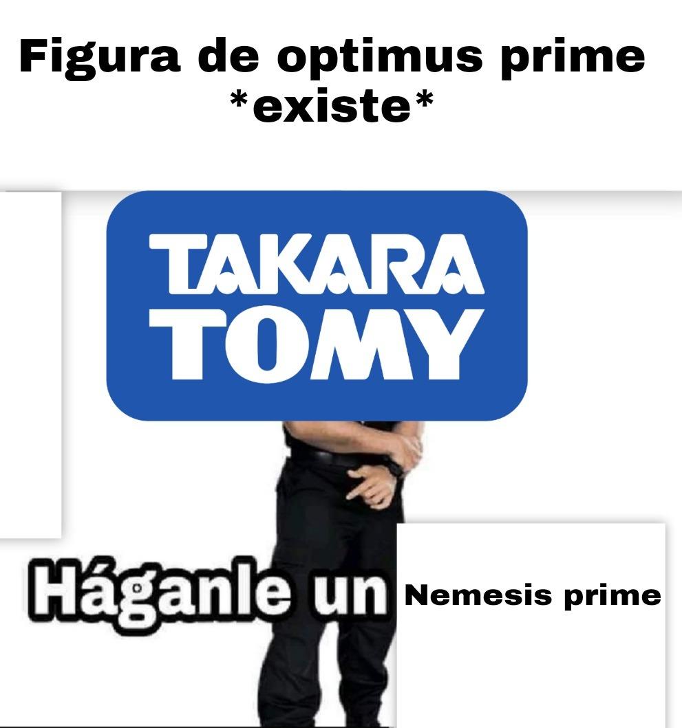 Takara tomy es como - meme