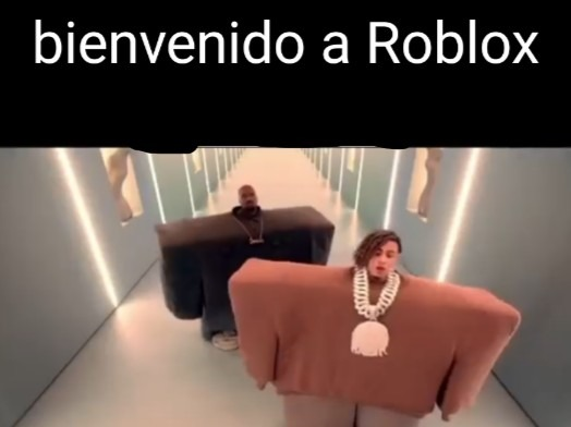 Simplemente roblox - meme