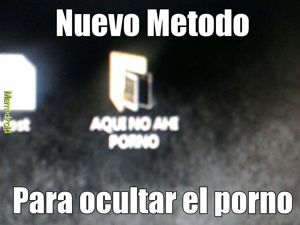 el mejor metodo - meme