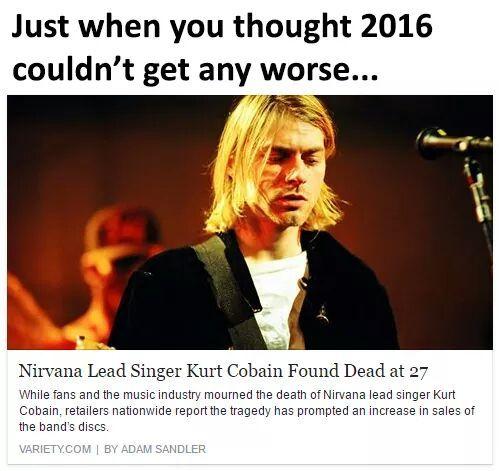 Even in its final moments, 2016 is a murderous monarch - meme