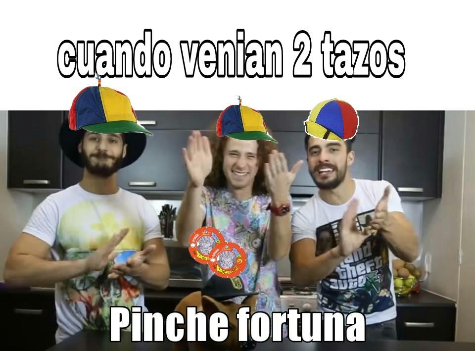 Pinshe fortuna - meme