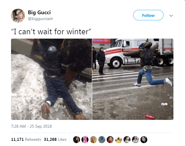Winter is coming - meme