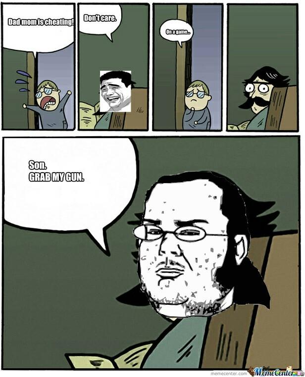 oui kevin on est sur le serv anglais - meme