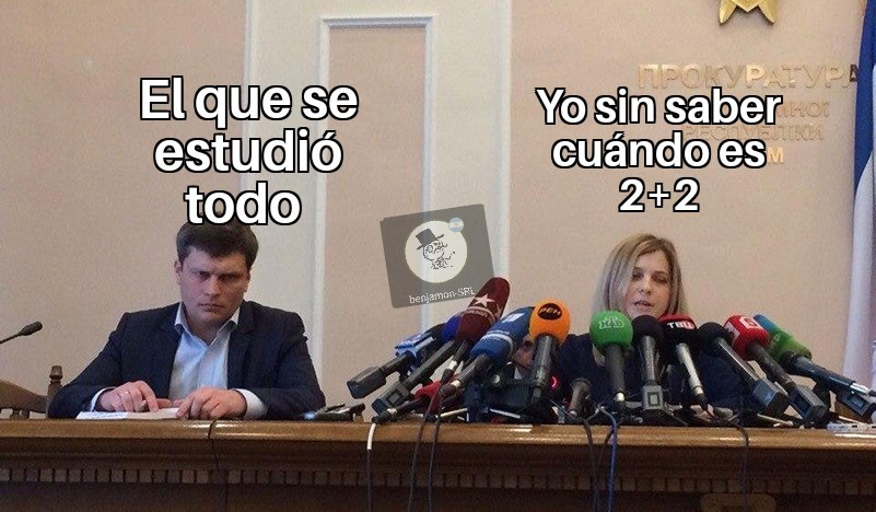 Saludos desde Argentina - meme