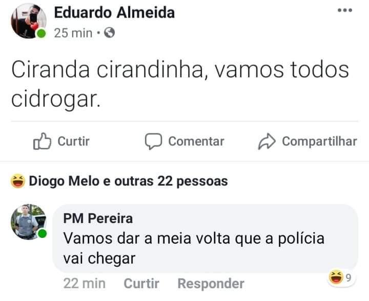 Paulada nos Zé droguinhas! - meme