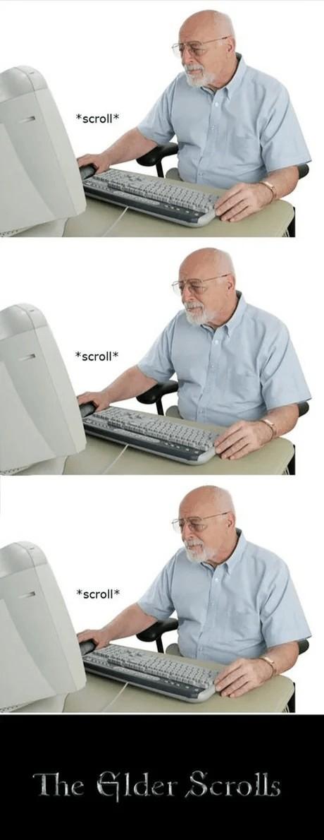 Vielle blague - meme
