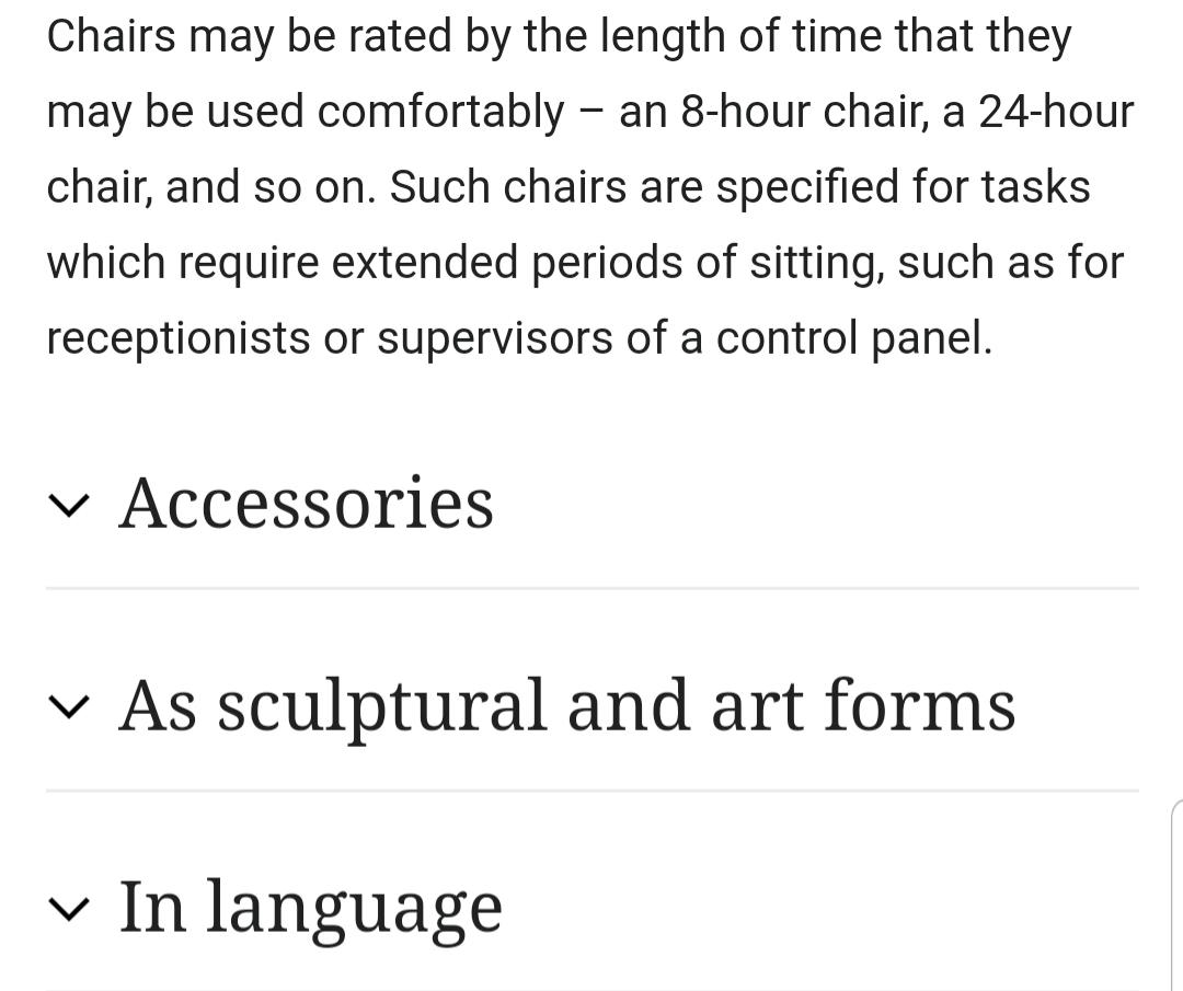 Chair 20 - meme