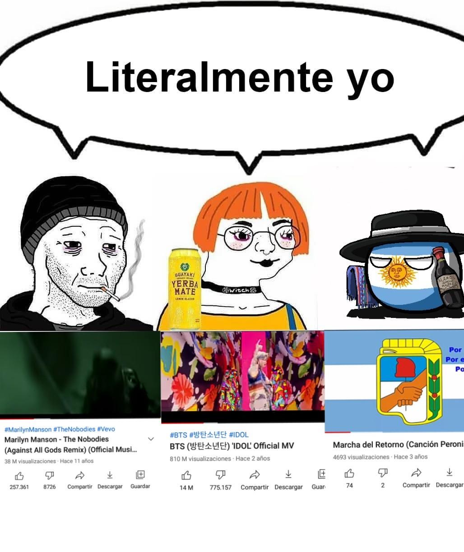 Elecciones argentinas be like - meme