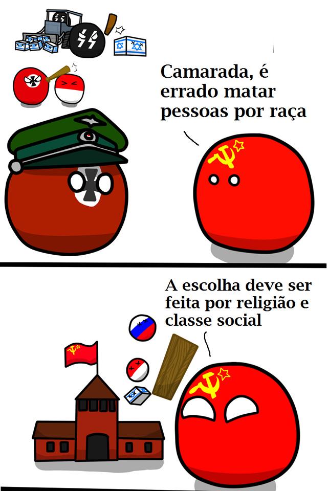 Estalinho e Adolfinho <3 - meme