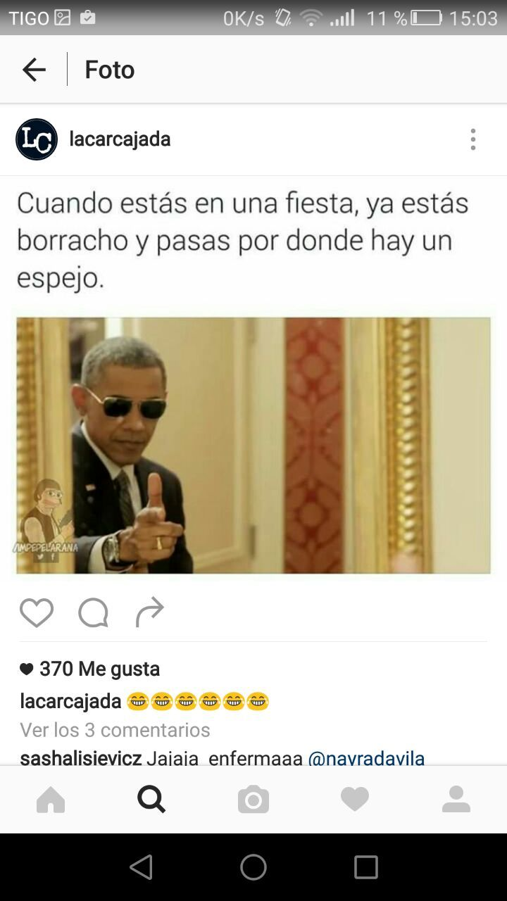 Obama no te vayas :,v - meme