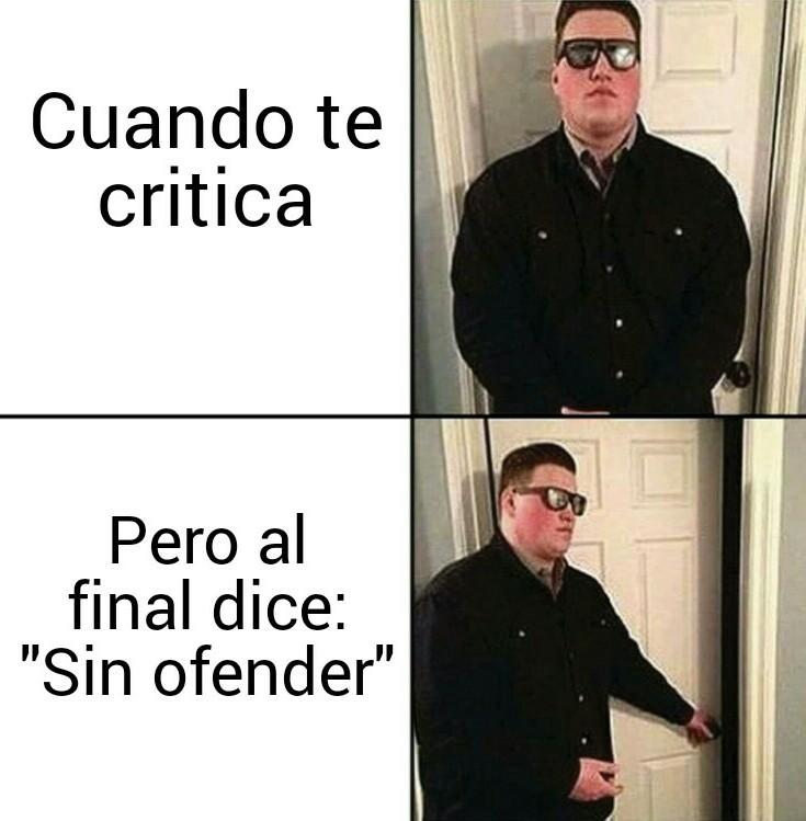 Puerta - meme