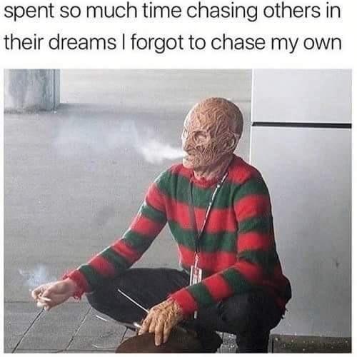 Poor Freddy - meme