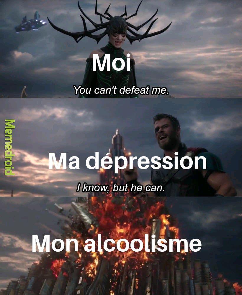 Boom bitch - meme