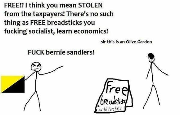 All of garden is a Venezuela - meme