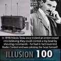 Nikola Tesla was as genius and a true legend