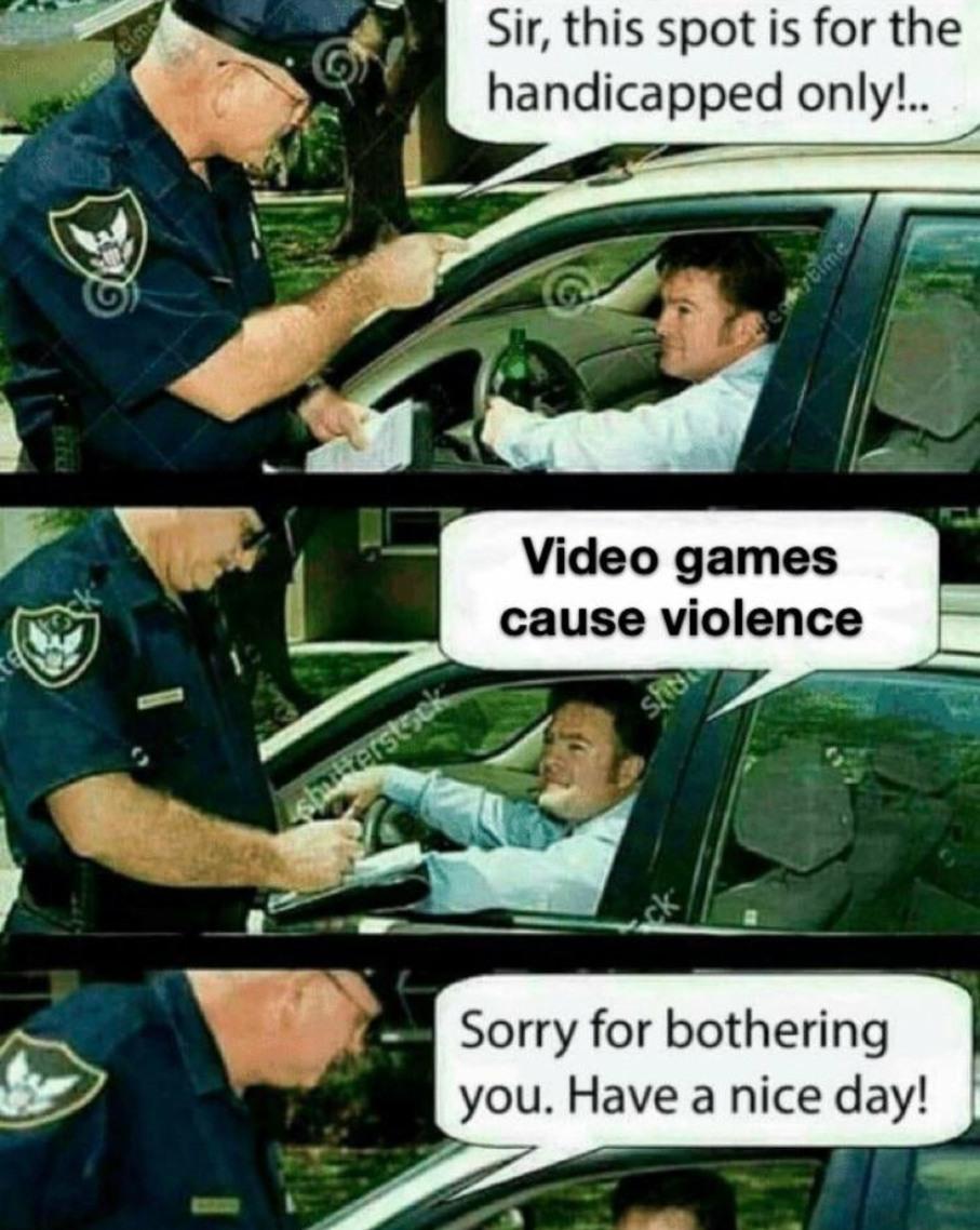 #GamersRiseUp - meme