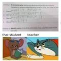 Le meilleur élève
