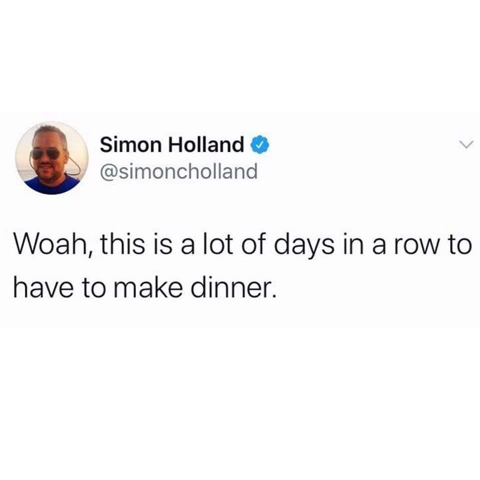 Foods - meme