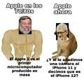 No tengo hate hacia apple. Pd: Que buen PC el Apple II