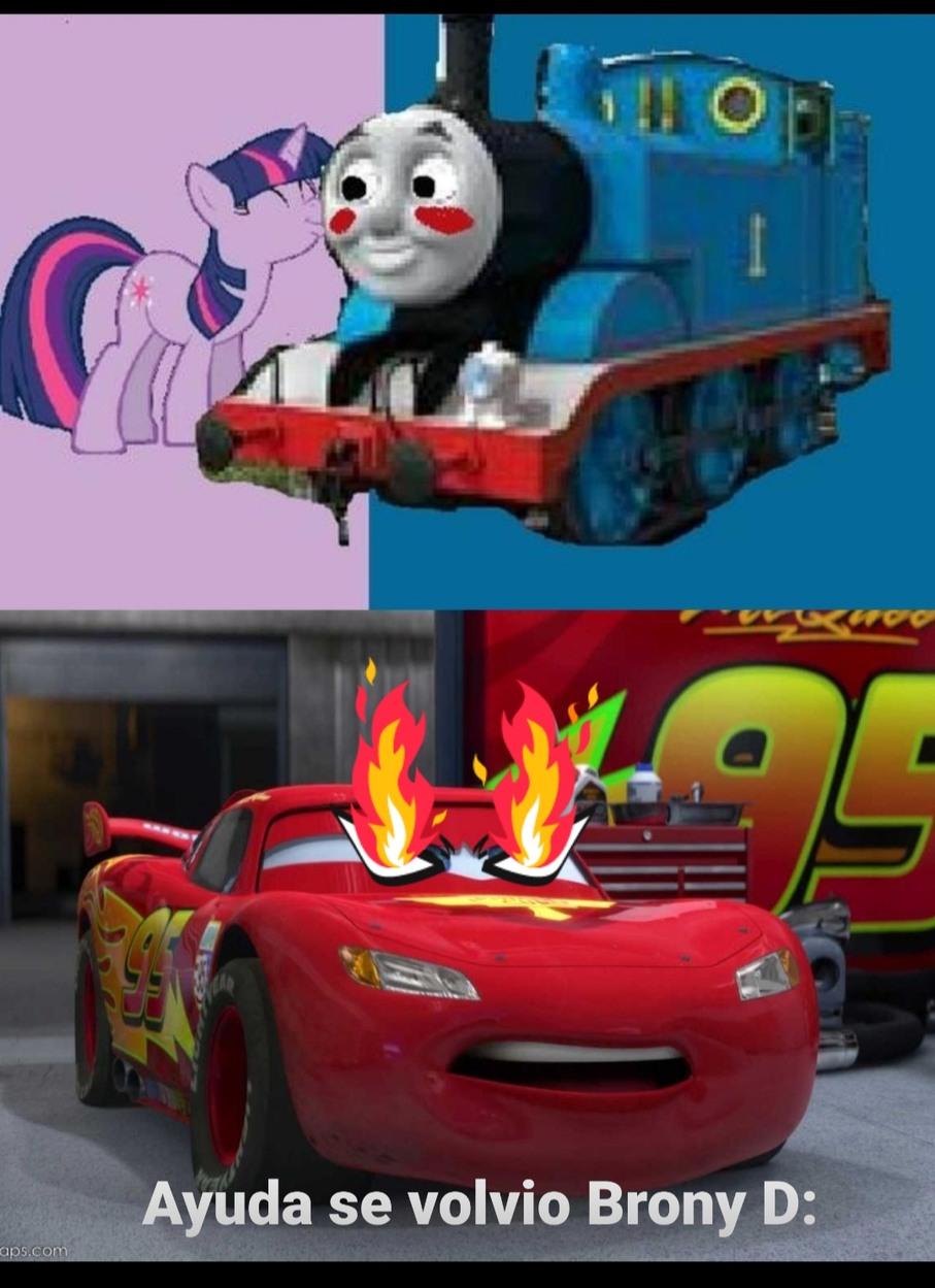Thomas,porque?! - meme