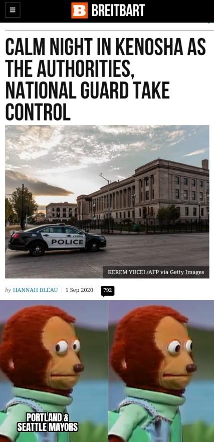 Riots - meme