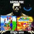 Mario sunshine 2 esta ofendido