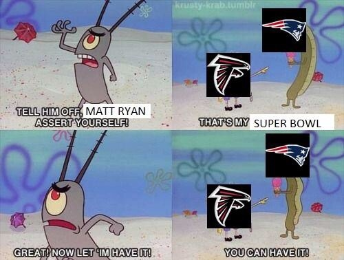 I didn't even watch the game  - meme