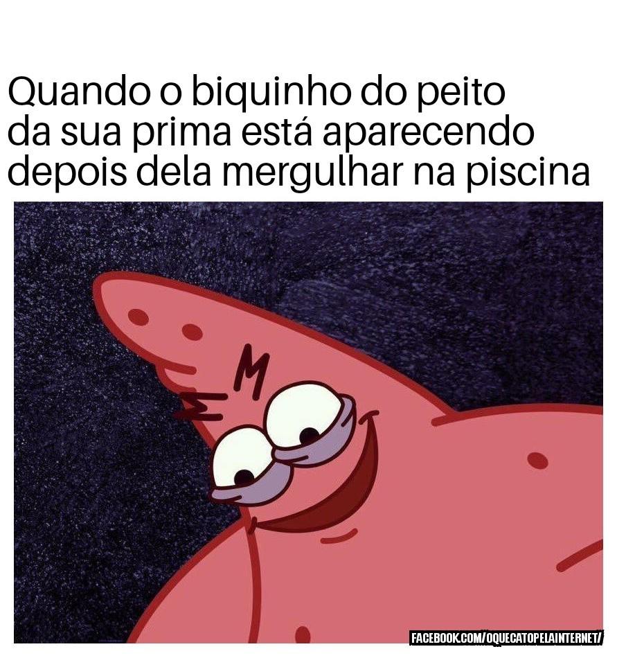 Biquinho - meme
