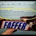 Snickers got it right