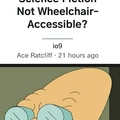 Disability has been Disabled in the Future